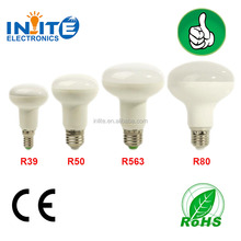 R39 R50 R63 R80 LED Light E14 E27 LED Lamp 3W 5W 7W 9W ac 220V 230V 12W 15W 20W R80 R95 R125 Led Bulbs Warm Cold White SpotLight