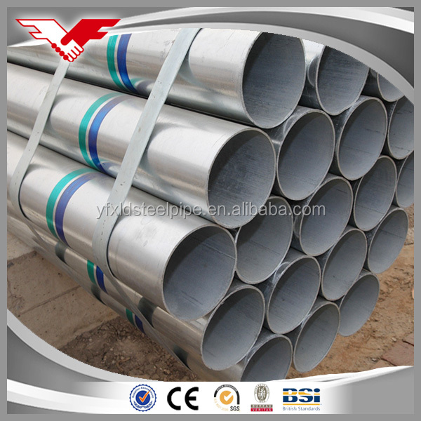 Wholesale China Custom Good competive price gi pipe for building material