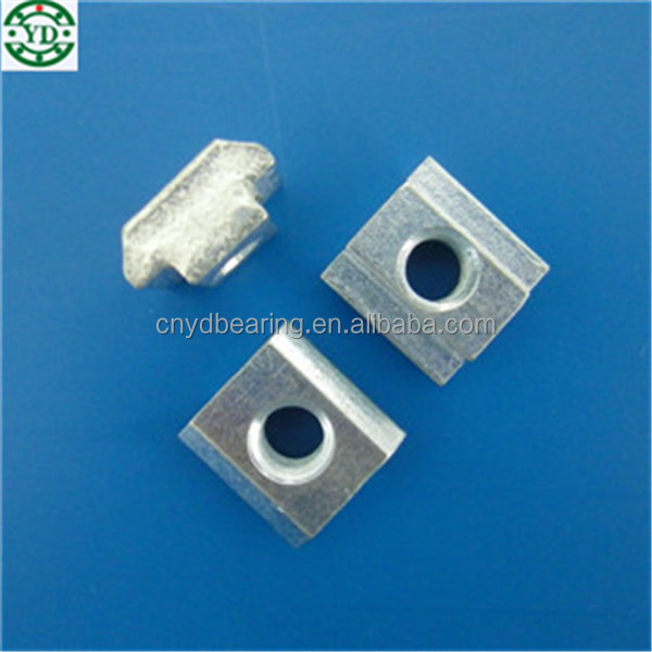3D printer parts T sliding Nut block for aluminum profile 2020