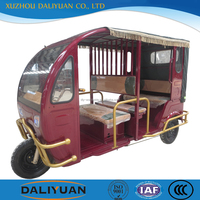 Daliyuan Bangladesh electric india bajaj auto rickshaw for sale battery auto rickshaw