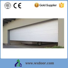 New Design Standard Garage Size Steel Garage Door