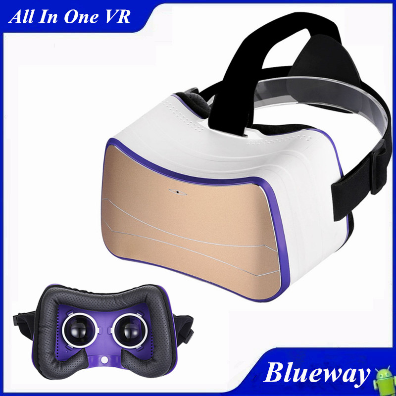 Newest Product 2016 Good Price 3rd VR Box Controller All in One VR Box