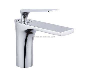 2017 Simple brass basin mixer