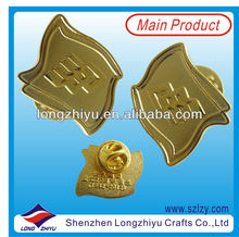2013 Newest Metal Soft Enamel Car Badges,Classic Car Badges,Car Emblems Pin With Safety Pin