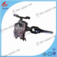 High Quality Tricycle Gear Box, Tricycle Spare Parts, Reverse Gear Box