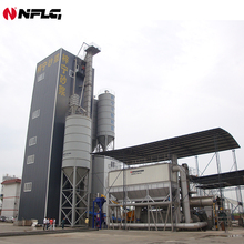New design factory price tower type dry mix mortar production plants