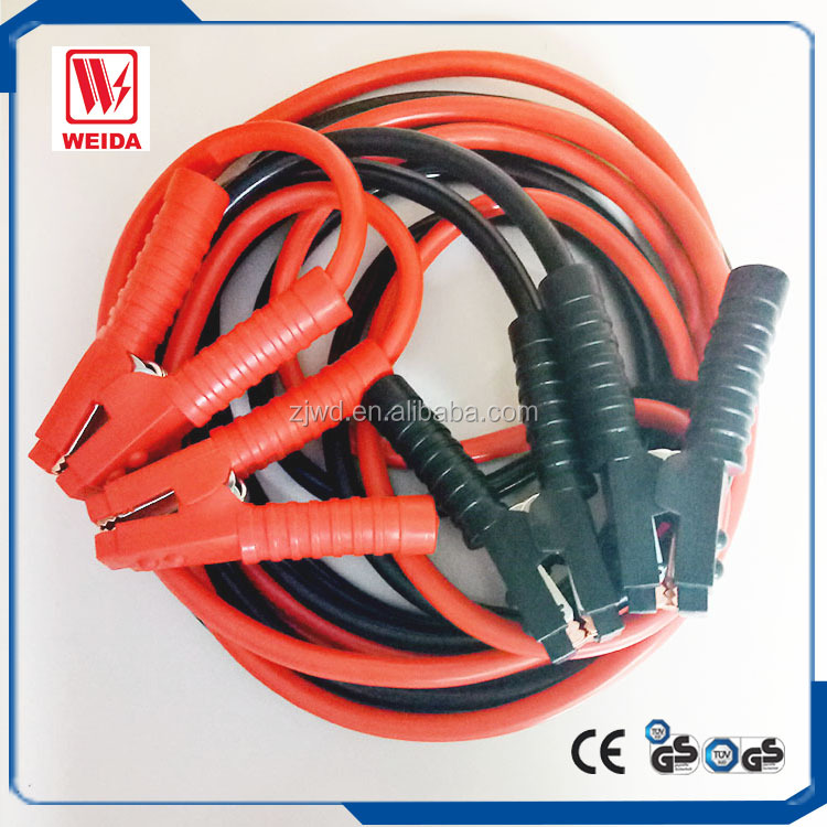 2000AMP Car Booster Jump Start Cable Heavy Duty Battery Jumper Cable Booster Cables
