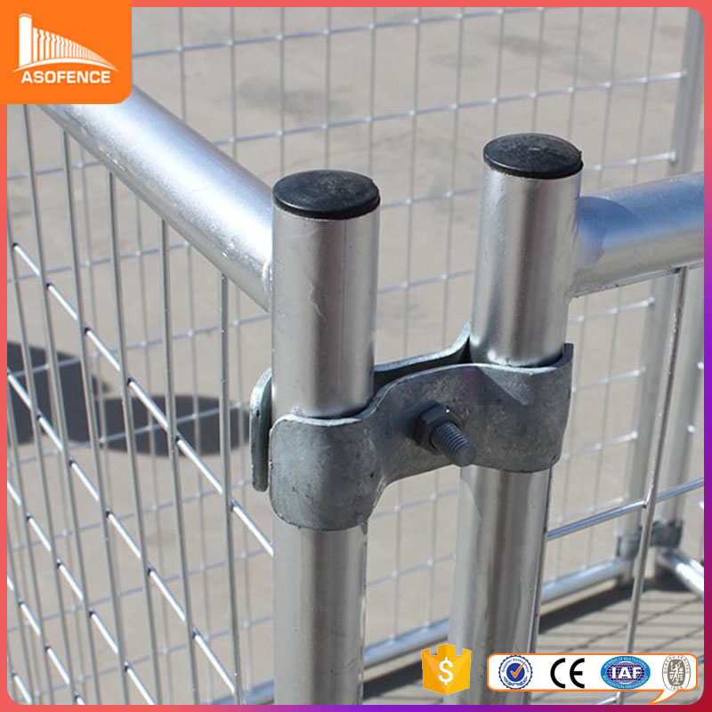 Australia heavy duty temporary fencing and fence panel clamp wholesaler