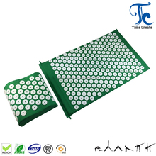 hot sale 100% cotton fiber soft sponge acupressure shakti mat