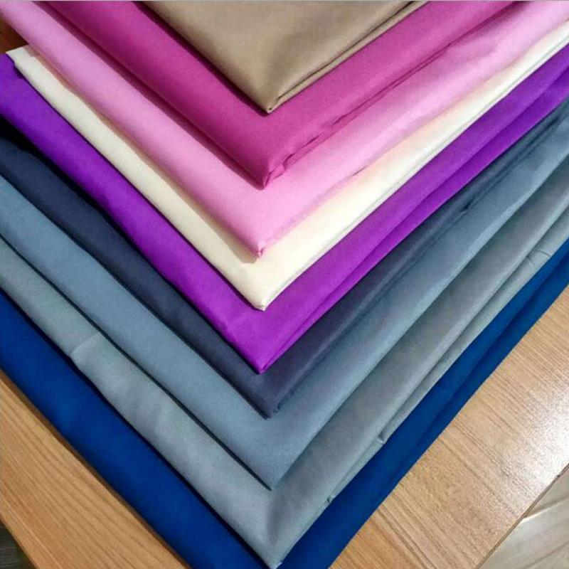 Polyester 80 Rayon 20 fabric for and cloths lining and Shirt fabric