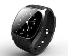 Hot Selling High Quality Wholesale Fashion Design M26 Smart Watch , M26 Bluetooth Smart Watch for Android and IOS Cellphone