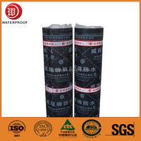 Weldable Green APP Waterproof Asphalt Roofing Membrane from China