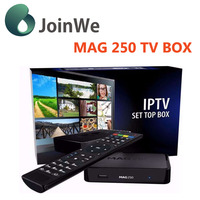 smart tv box android iptv box xbmc box mag 260 mag 250