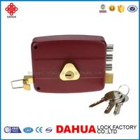 Professional lock and key with high quality