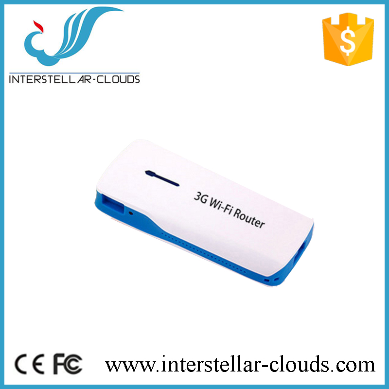 3g mobile wireless router with sim card slot,3g mobile portable wireless wifi router 802.11N with Power Bank for tablet