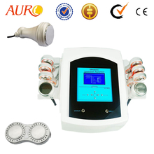 Au-48B Top Selling Fast Slim Cavitation Body Rf Slimming Machine For Fat Burning Ultrasonic Lipo Suction Beauty Equipment