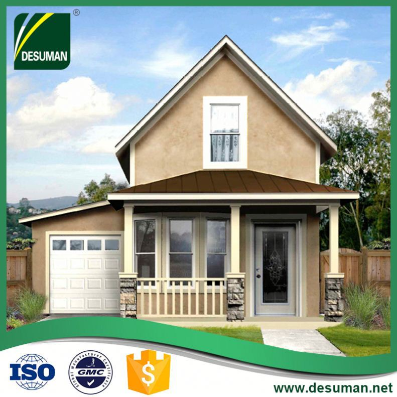 DESUMAN quantity production strong customized prefabricated villa house