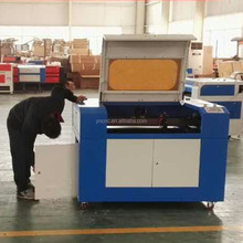 nonmetal materials 1200*900mm cutting laser machine for leather a 4 format