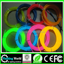 High brightness Factory Manufacter EL Wire,LED Neon Wire