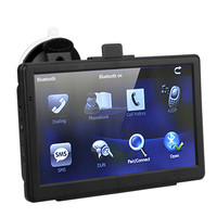 gps navigation system bluetooth reverse camera