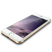 ultra slim tempered glass film screen protector guard explosion proof shock proof cover for iPhone 6