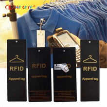 Clothing RFID Hanging Tag For Management