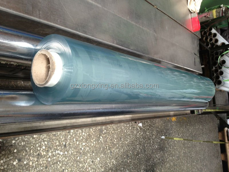 New Design Transparent PVC Plastic Film