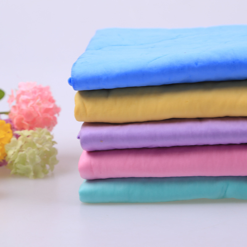 "27""x17"" Super Absorbent Auto Care Synthetic PVA Dog Drying Car Plas Chamois Cleaning Cloth Pet Towel for"
