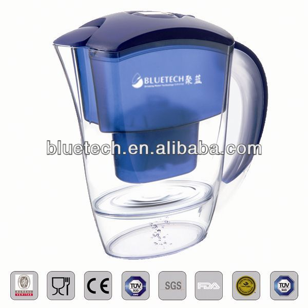Hot sale TULIP rainbow water filter