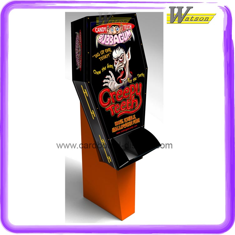 movie house hot sale cardboard poster display stand for cartoons brochure