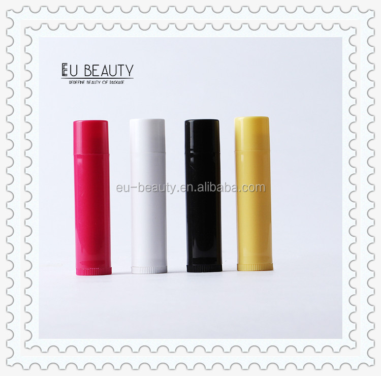 4.5ml Empty plastic liquid lipstick tube container