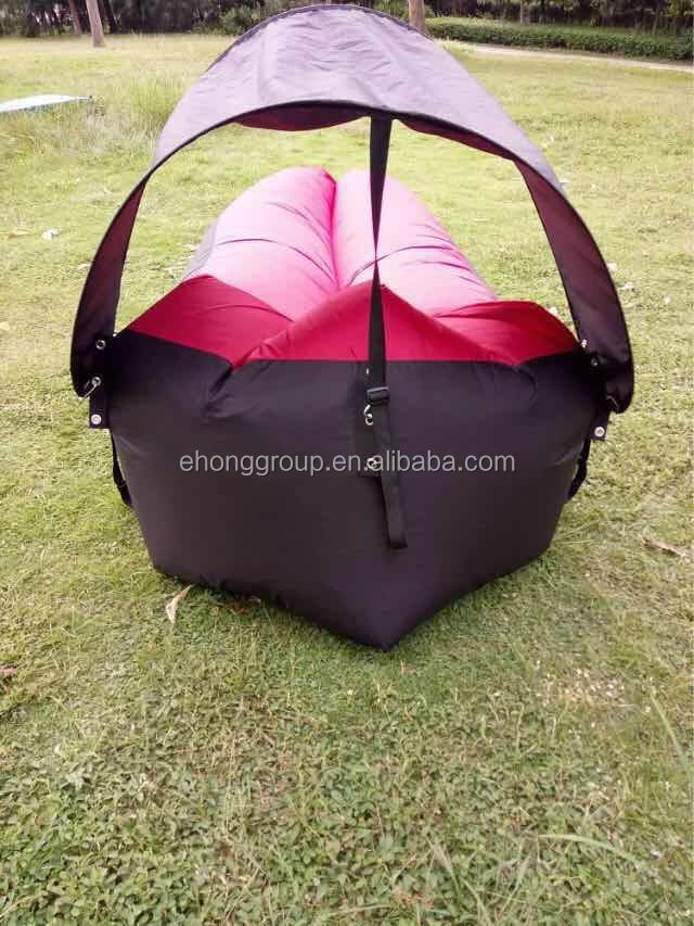 Giant Inflatable Lounger Chair with Carry Bag. Hangout as Bean Bag, Air Hammock, Sofa, Couch, Air Bag. NEW MODEL
