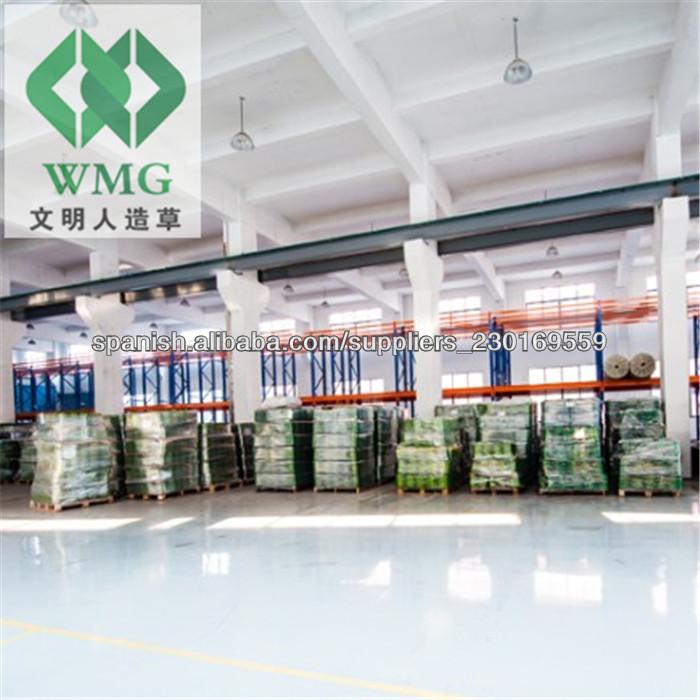 China f brica pasto sint tico c sped artificial y suelos - Fabrica cesped artificial ...