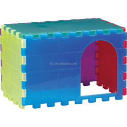 OEM durable high quality plastic pet house