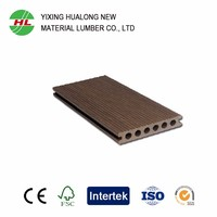 Eco friendly waterproof wpc flooring wood plastic composite