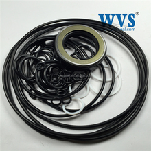 hyundai excavator seal kits R60-5 hydraulic cylinder pump swing travel motor seal repair kit