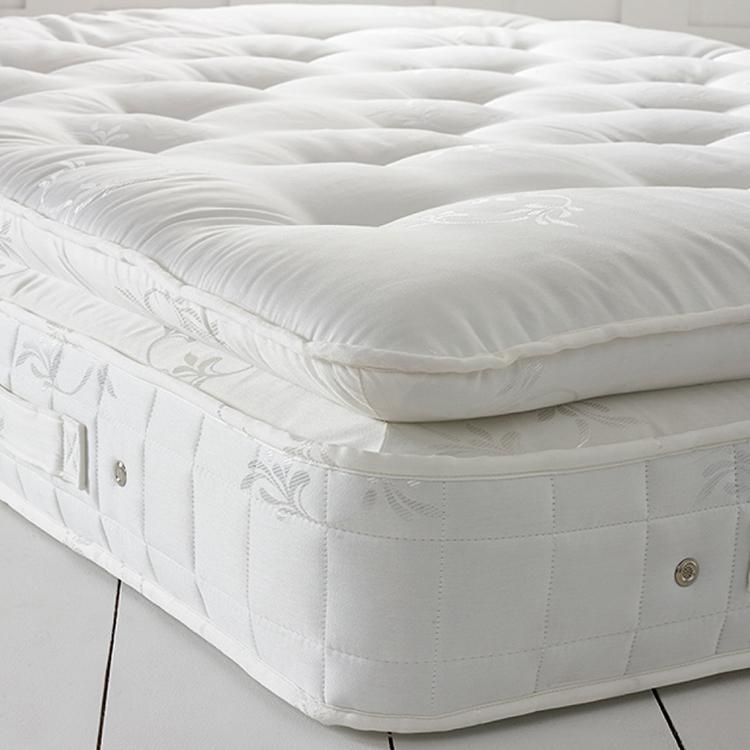 hybrid pocket roll spring coil twin double memory foam mattress - Jozy Mattress | Jozy.net