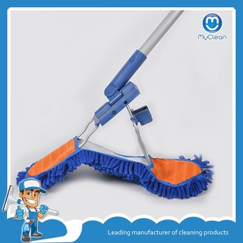 cheap custom size dust push dry mop for sale