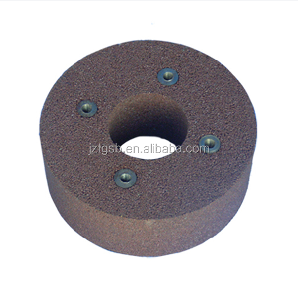 150*75*M5/8 Reinforced Resin Bond Grinding Wheel