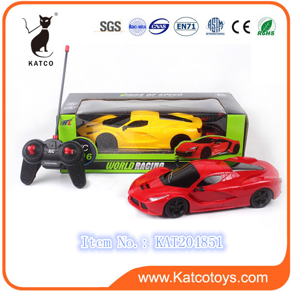 2019 Newest Professional Radio Control High Speed Racing Car