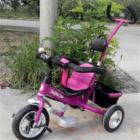 simple style metal kids trike/child tricycle/ baby tricycle with CP EVA tire