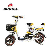 Electirc Hot Sales Good Quality Yellow Lightweight Speed Motorcycle Made in China