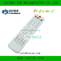 hot sale high quality plastic TV remote control housing mould