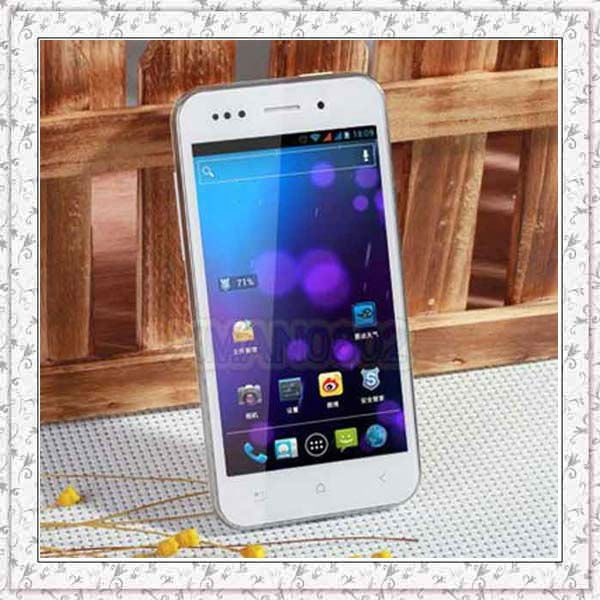ZOPO Libero ZP500+ MTK 6577 dual core 1GHz Phone Android 4.0 3G GPS WiFi Smartphone 4.0inch Capacitive Screen unlocked