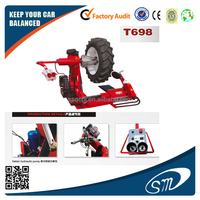 "Automatic Cheap T698 Model Truck Tire Changer Rim Diameter 14""-42""/ Used Truck Tire Changer made in China"