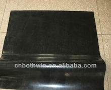 specific gravity of rubber sheet