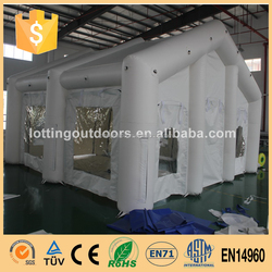 Giant Inflatable Tent Inflatable part tent for sale