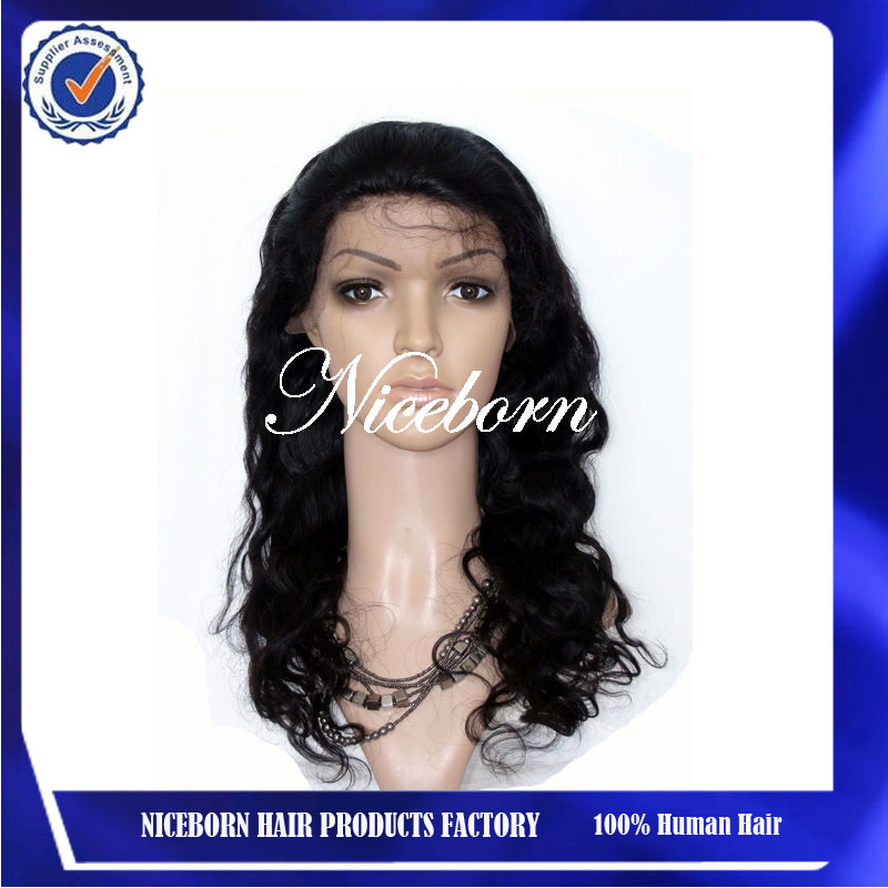 natural hair extensions wig for men