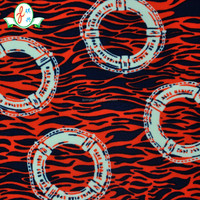 print elastic spandex fabric for swimsuits kids