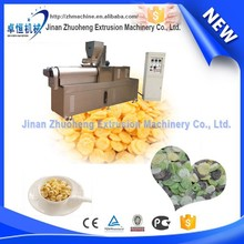 Breakfast Cereal Snack Food Production Line with the feature of health and nutrition